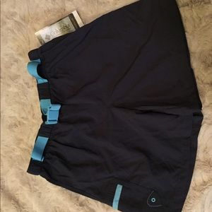 columbia blue dry fit shorts💙💝🖤